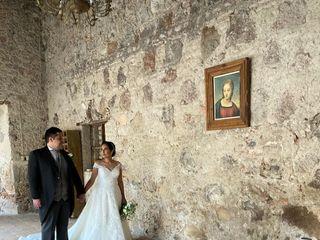 La boda de Celene y David