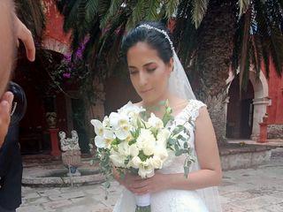 La boda de Celene y David 3