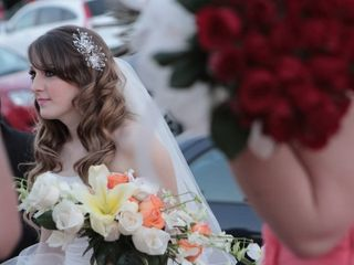 La boda de adriana y edgar 1
