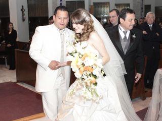 La boda de adriana y edgar 2