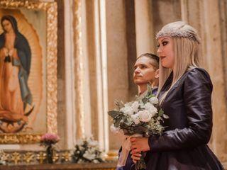La boda de Estefania y Victor 2
