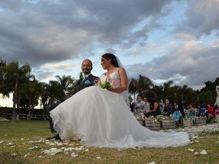 La boda de Sara y José 2