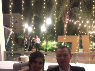 La boda de Daniela y Arturo 1
