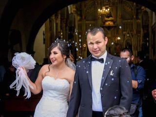 La boda de Daniela y Arturo