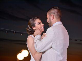 La boda de Alejandra y Bernardo