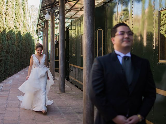 La boda de Alejandro y Mariana en Querétaro, Querétaro 16
