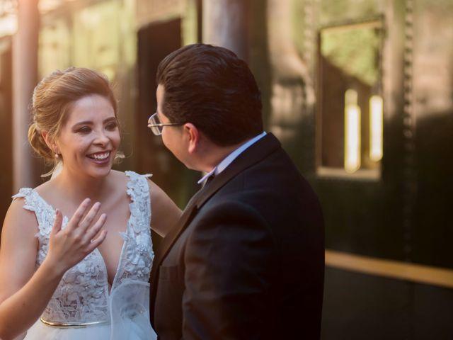 La boda de Alejandro y Mariana en Querétaro, Querétaro 18