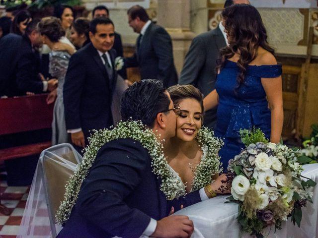 La boda de Alejandro y Mariana en Querétaro, Querétaro 23