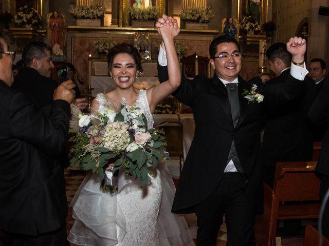 La boda de Alejandro y Mariana en Querétaro, Querétaro 24