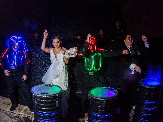 La boda de Alejandro y Mariana en Querétaro, Querétaro 31