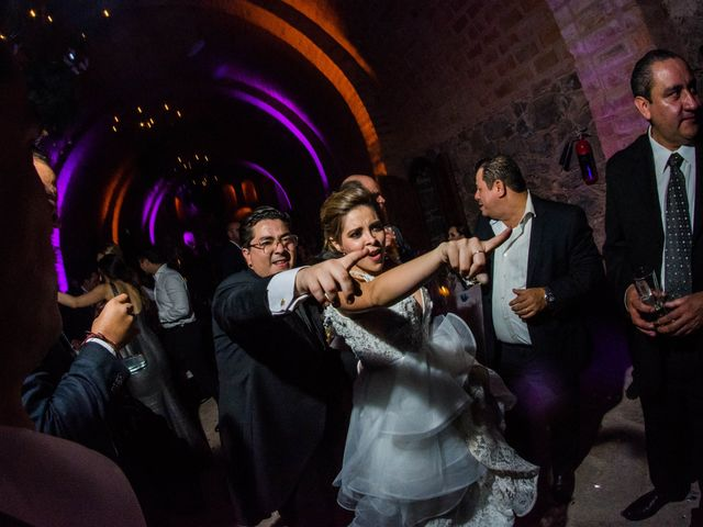 La boda de Alejandro y Mariana en Querétaro, Querétaro 33