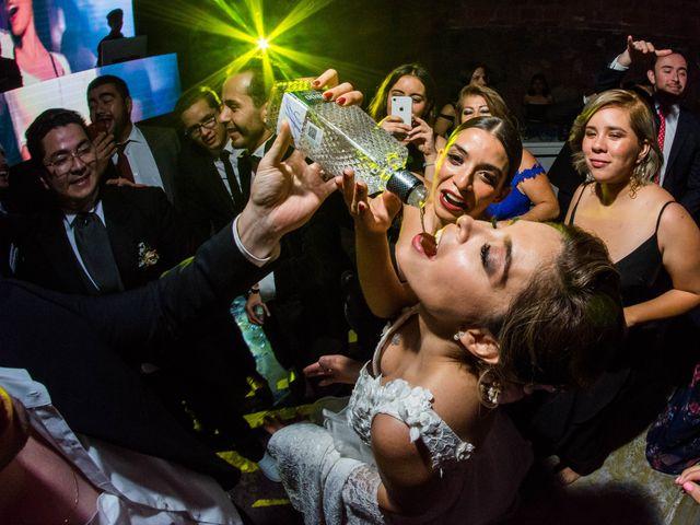 La boda de Alejandro y Mariana en Querétaro, Querétaro 34