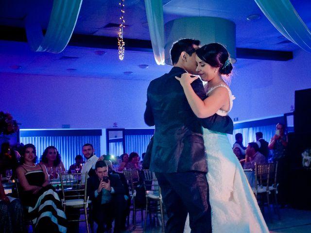 La boda de Janet y Adrián