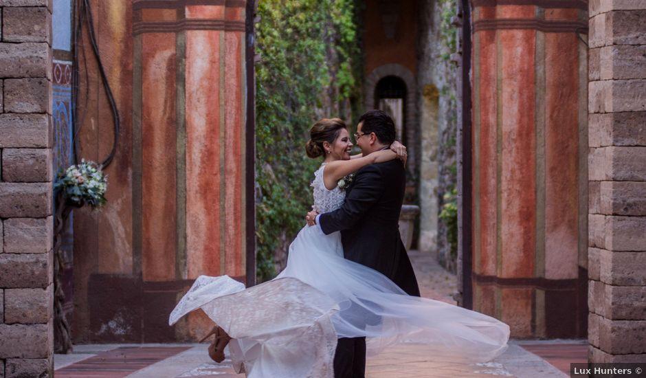 La boda de Alejandro y Mariana en Querétaro, Querétaro