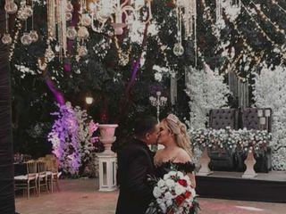 La boda de Eznita y Luis  2