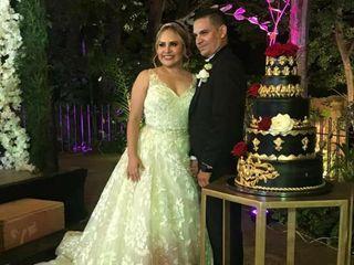 La boda de Eznita y Luis