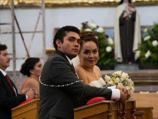 La boda de Lau y Pepe