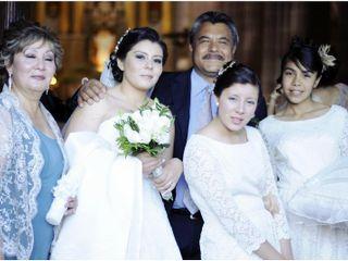 La boda de Saúl  y Alejandra 1
