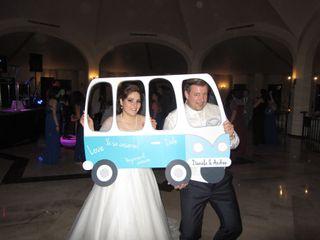La boda de Daniela y Andree 1