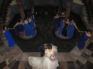 La boda de Daniela y Andree 2