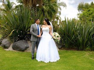 La boda de Nathalie y Marco 1