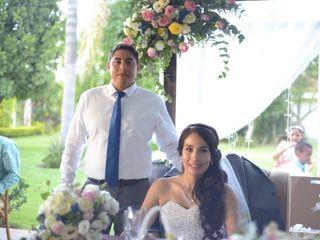 La boda de Nathalie y Marco