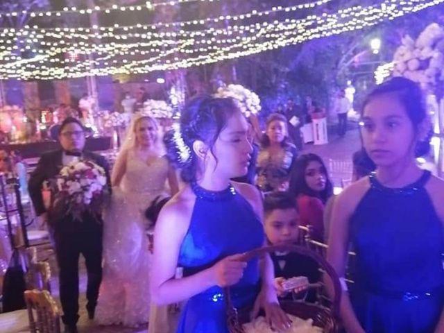 La boda de Luis  y Eznita en Chiapa de Corzo, Chiapas 7