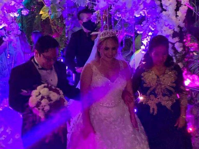 La boda de Luis  y Eznita en Chiapa de Corzo, Chiapas 11