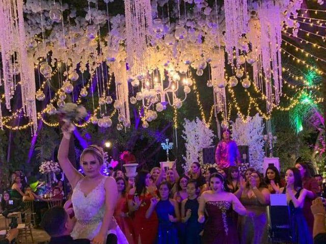 La boda de Luis  y Eznita en Chiapa de Corzo, Chiapas 14