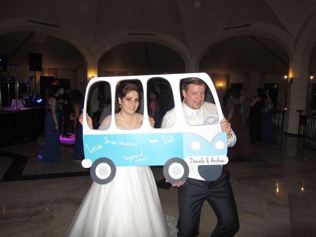 La boda de Andree y Daniela en Guadalajara, Jalisco 1