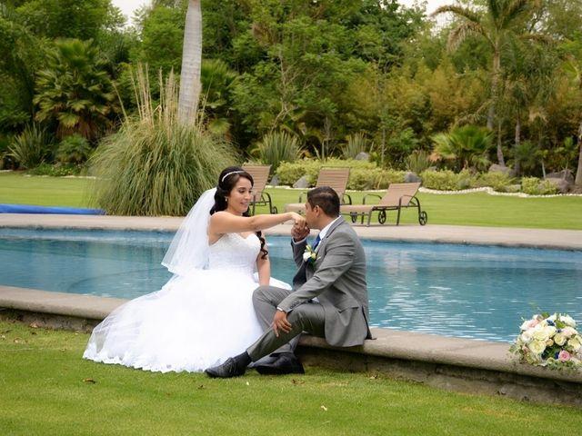 La boda de Marco y Nathalie en Atlixco, Puebla 4