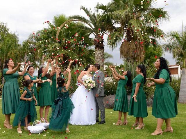 La boda de Marco y Nathalie en Atlixco, Puebla 12