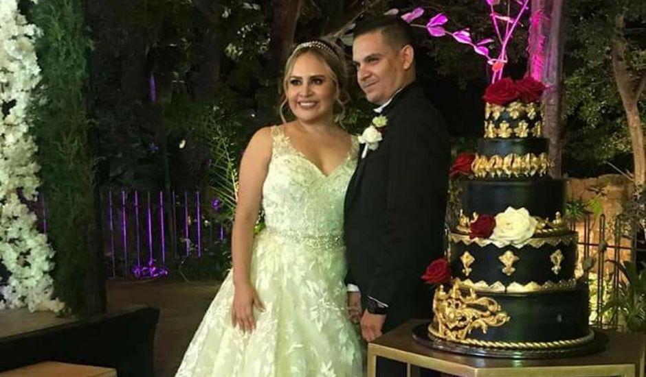 La boda de Luis  y Eznita en Chiapa de Corzo, Chiapas