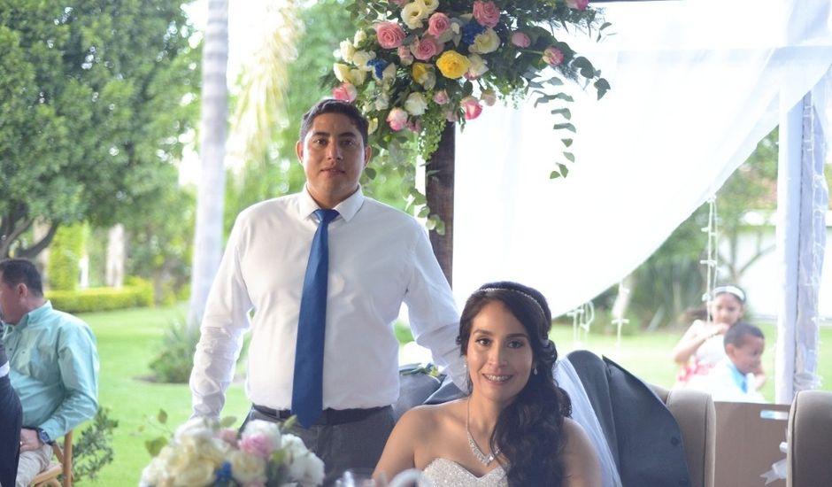 La boda de Marco y Nathalie en Atlixco, Puebla