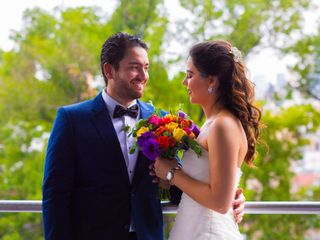 La boda de Vania y Erik 1
