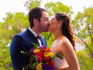 La boda de Vania y Erik 2