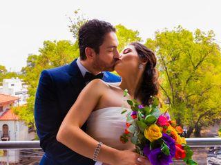 La boda de Vania y Erik