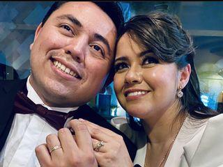 La boda de José y Alexandra