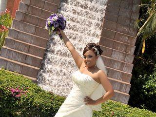 La boda de Erika y Luis 1