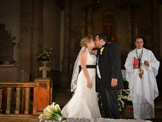 La boda de Karina  y Kareem  1