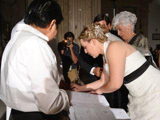 La boda de Karina  y Kareem  3