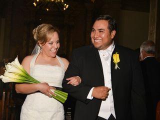 La boda de Karina  y Kareem