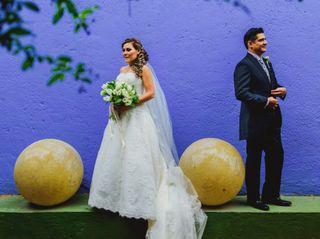 La boda de Liliana y Jonathan