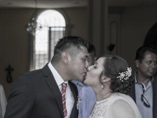 La boda de Elizabeth y Armando 1