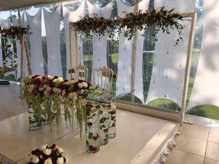 La boda de Erika  y Ossiel  1