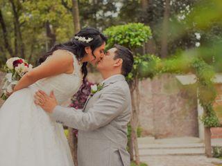 La boda de Nubia y Ricardo 2