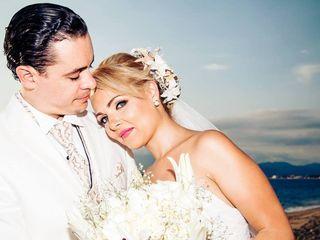 La boda de Sofía y Osvaldo