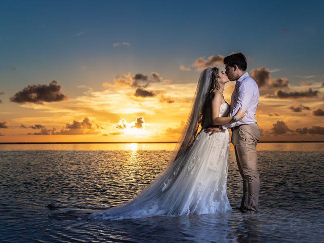 La boda de Christian y Jonathan