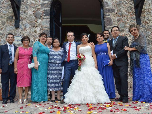 La boda de Pascal y Claudia en Querétaro, Querétaro 4