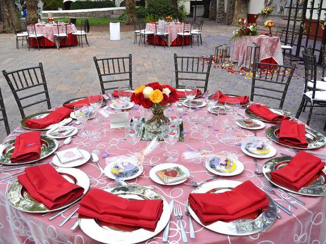 La boda de Pascal y Claudia en Querétaro, Querétaro 5
